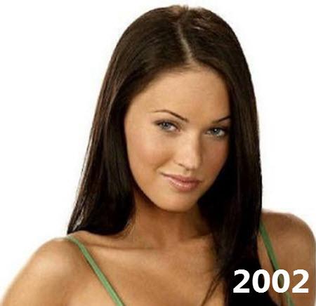 Megan Fox 2002