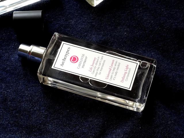 Archetype Fragrances Caregiver, Visionary, Tastemaker review, photos