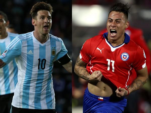 chile argentina - eliminatorias sudamericanas rusia 2018 - seleccion argentina de futbol