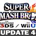 Super Smash Bros Update 4: Convidados em Azul