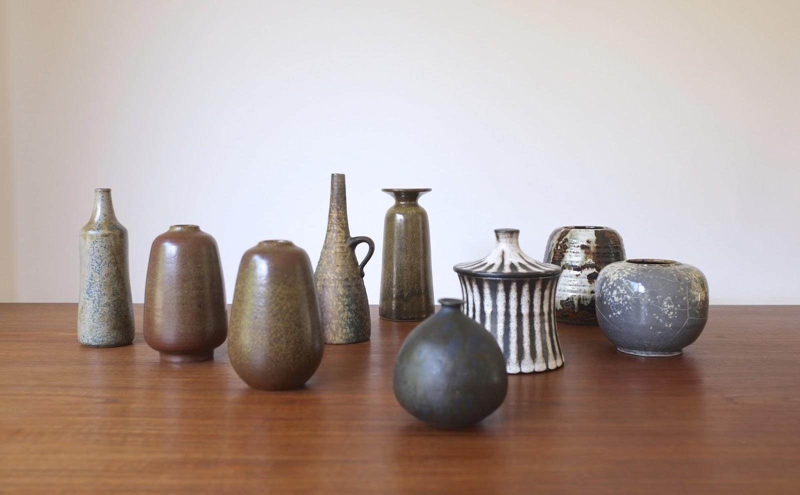 Antikmodern The Shop Danish Studio Pottery