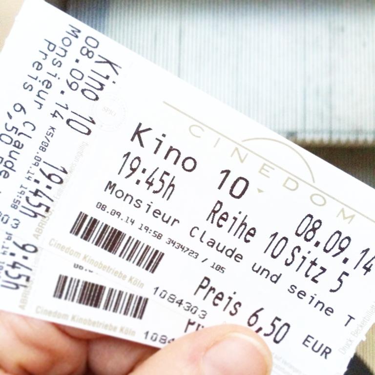 Mmi, Mittwochs mag ich, Kino, Kinotipp, Monsieur Claude und seine Töchter, Film, Kinofilm, Cinedom