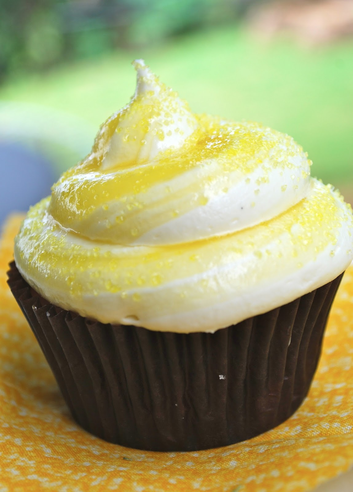 ... Cupcake recipe with the addition of coconut, lemon curd and lemon zest