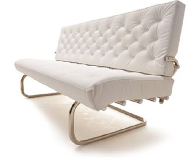 Breuer Cantilever sofa (F40) was designed in 1931