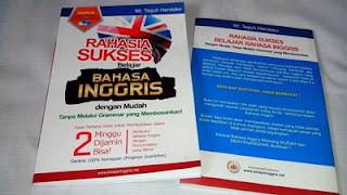 Panduan Cara Cepat Belajar Bahasa Inggris
