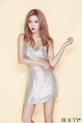 Hyuna 4minute Beauty+ November 2015