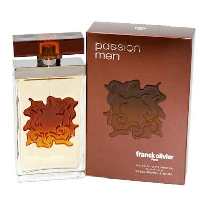 Passion Men - Frank Olivier