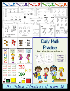 math worksheet : how to set up a special education program quot; teaching math  the  : Math Worksheets For Special Needs Students