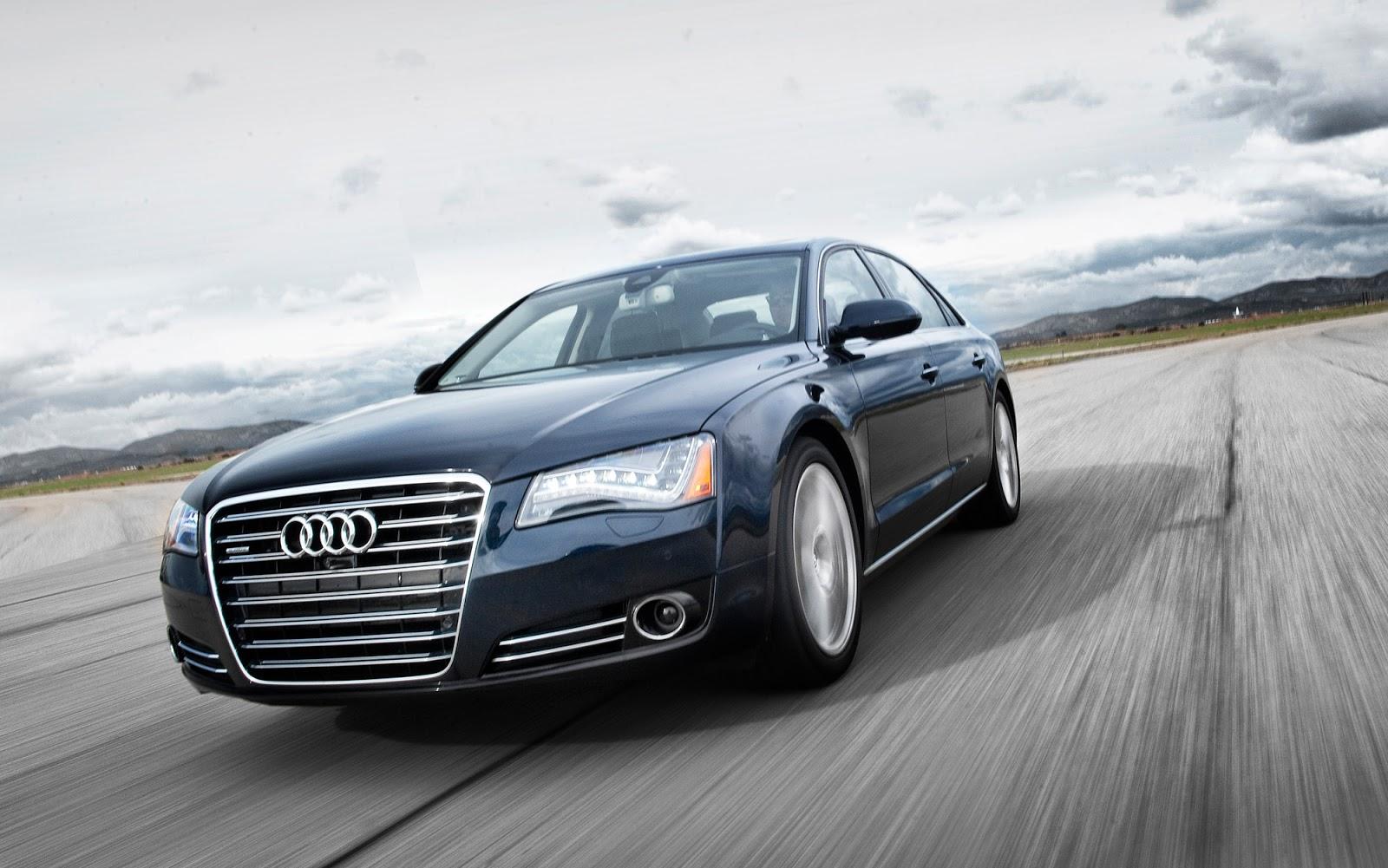 Foto Audi A8 L