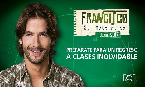 Ver Francisco el Matemático 1ra temporada capítulos