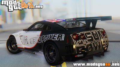 SA - Nissan GT-R GT1 Sumo