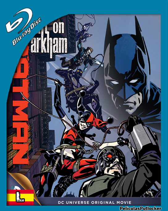 Batman: Asalto En Arkham [BrRip 720p][Latino][FD-SD-MG]