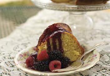 Chambord recipes cake