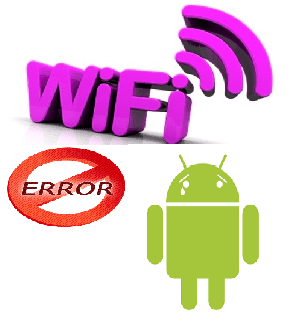 How to Solve WiFi Error in Android:3 ways