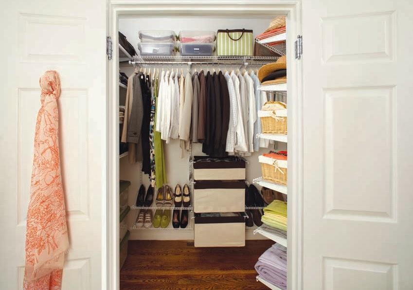 How To Organize My Closet?