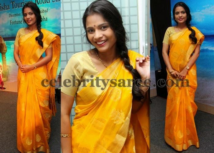Bindu Traditional Silk Saree