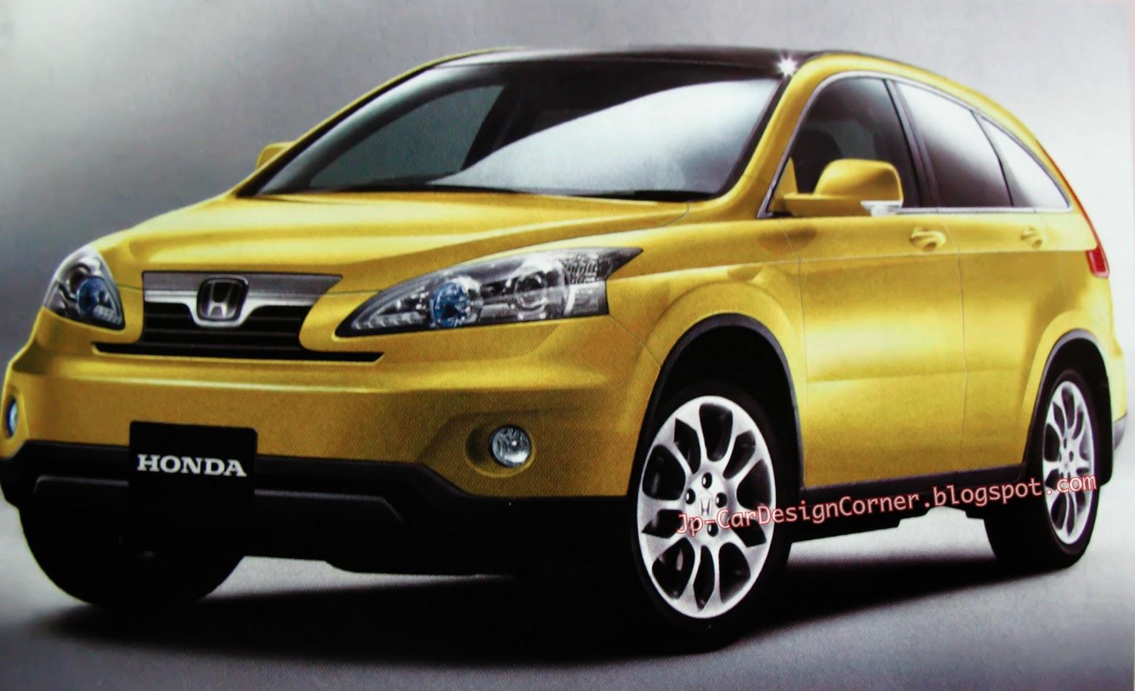 New 2015 Honda CR-V