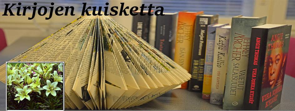 Kirjojen kuisketta