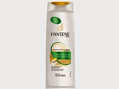 shampoo Restauração antioxidante Pantene Pro-V