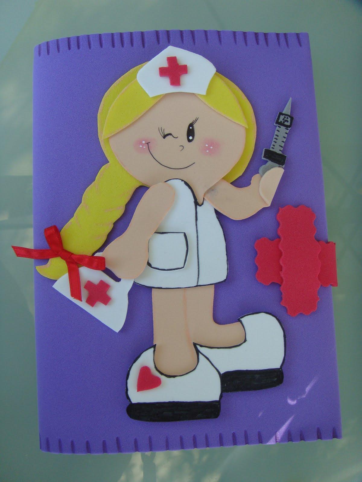 Worksheet. Enfermera en foami moldes  Imagui