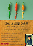 CURSO DE COCINA CREATIVA