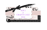 TOP 3 AT CRAFTY CATZ