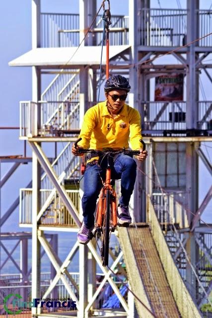 Campuestohan Skybike