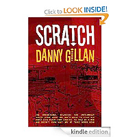 scratch by danny gillan book cover
