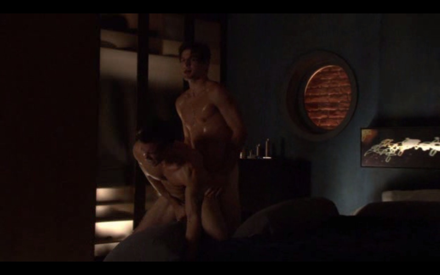 Naked gale harrison harold randy