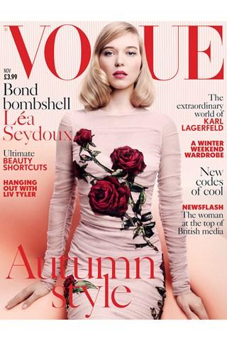 Vogue November 2015