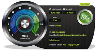 Daftar Situs Untuk Test Speed Internet