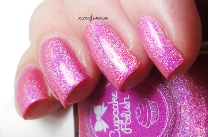 xoxoJen's swatch of Cupcake Polish Pick of the Patch