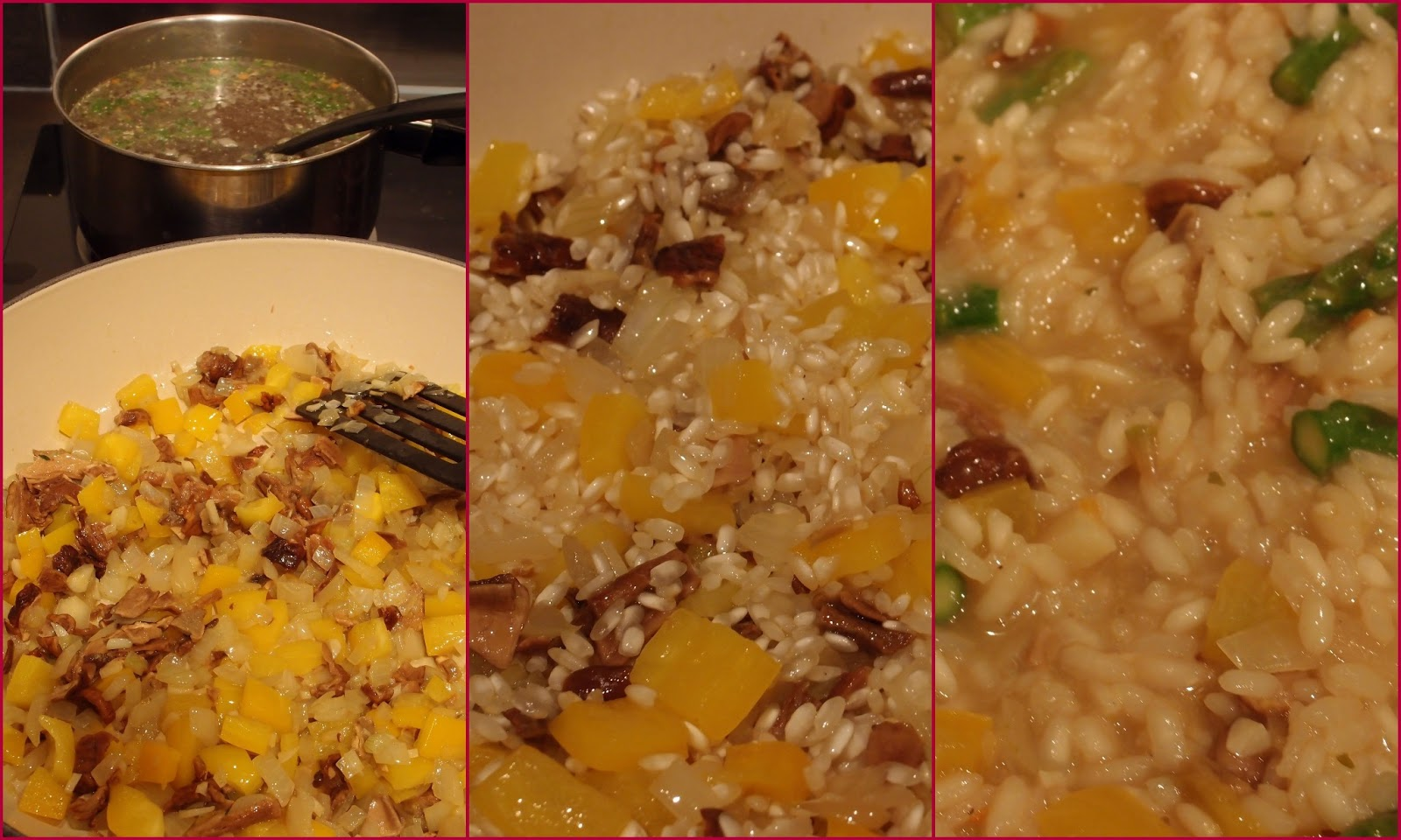 how to cook risotto rice regularly
