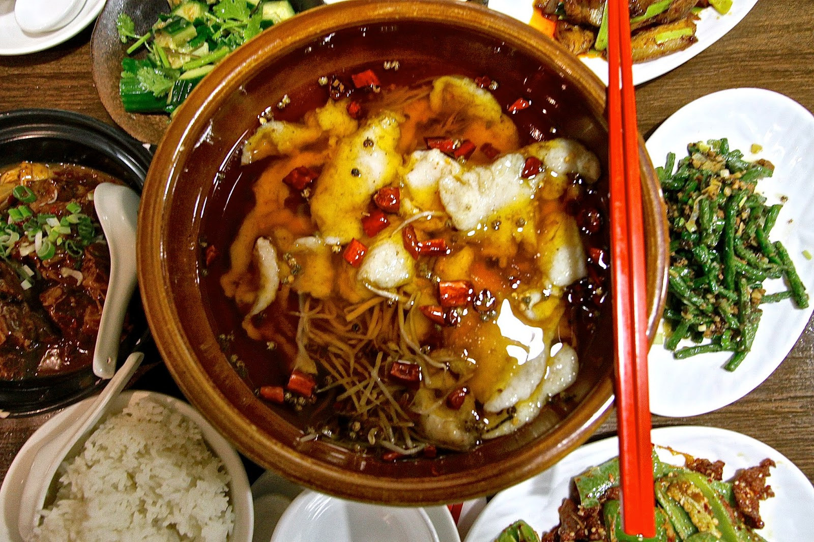 The london foodie baiwei affordable and tasty sichuanese for Asian cuisine london