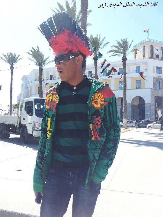 Libya S.O.S. - war diary 2011/12