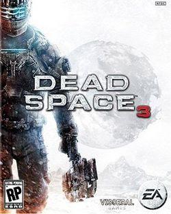Dead Space 3 box cover art
