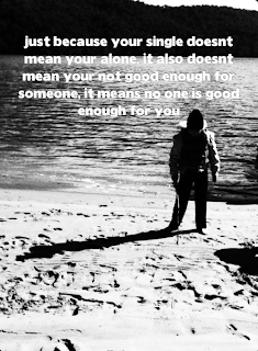 you are not alone Free alone quote wallpaper