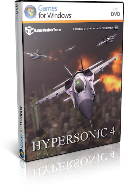 HyperSonic 4 PC Full Ingles