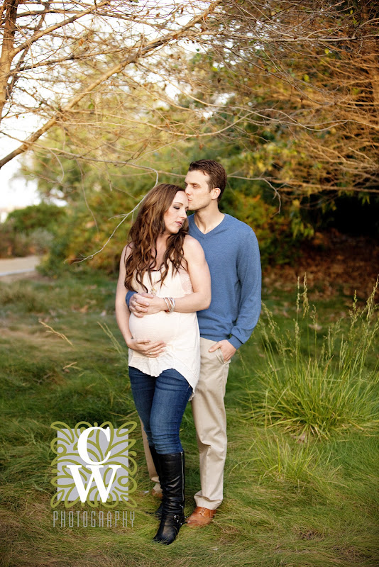 maternity portrait monte verde nature trail lakewood