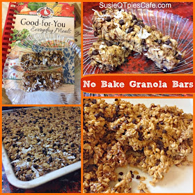 island fruit healthy fruit and nut granola bar recipe