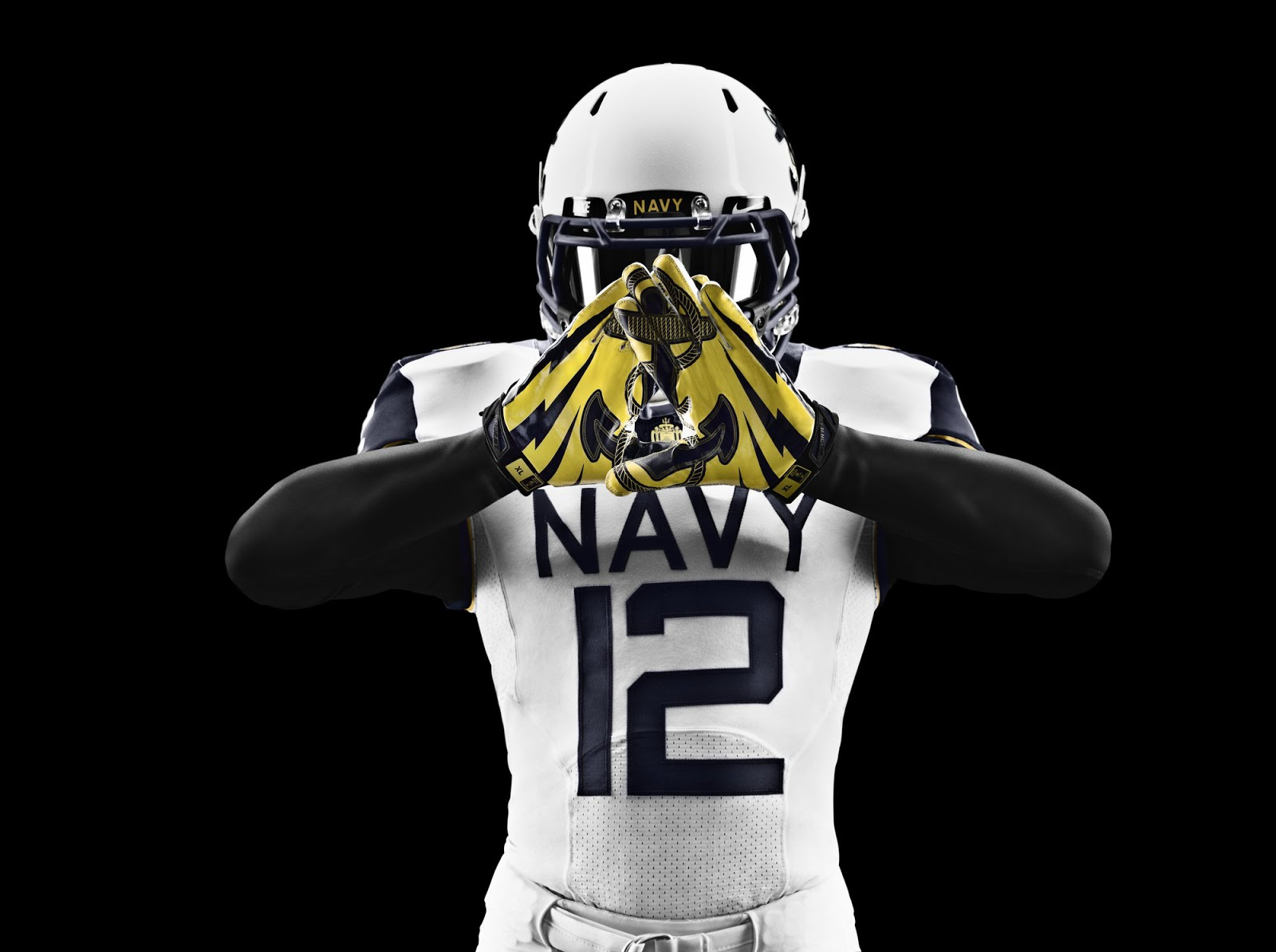 Awesome new Army and Navy football uniforms by NikeNavy Football Uniform