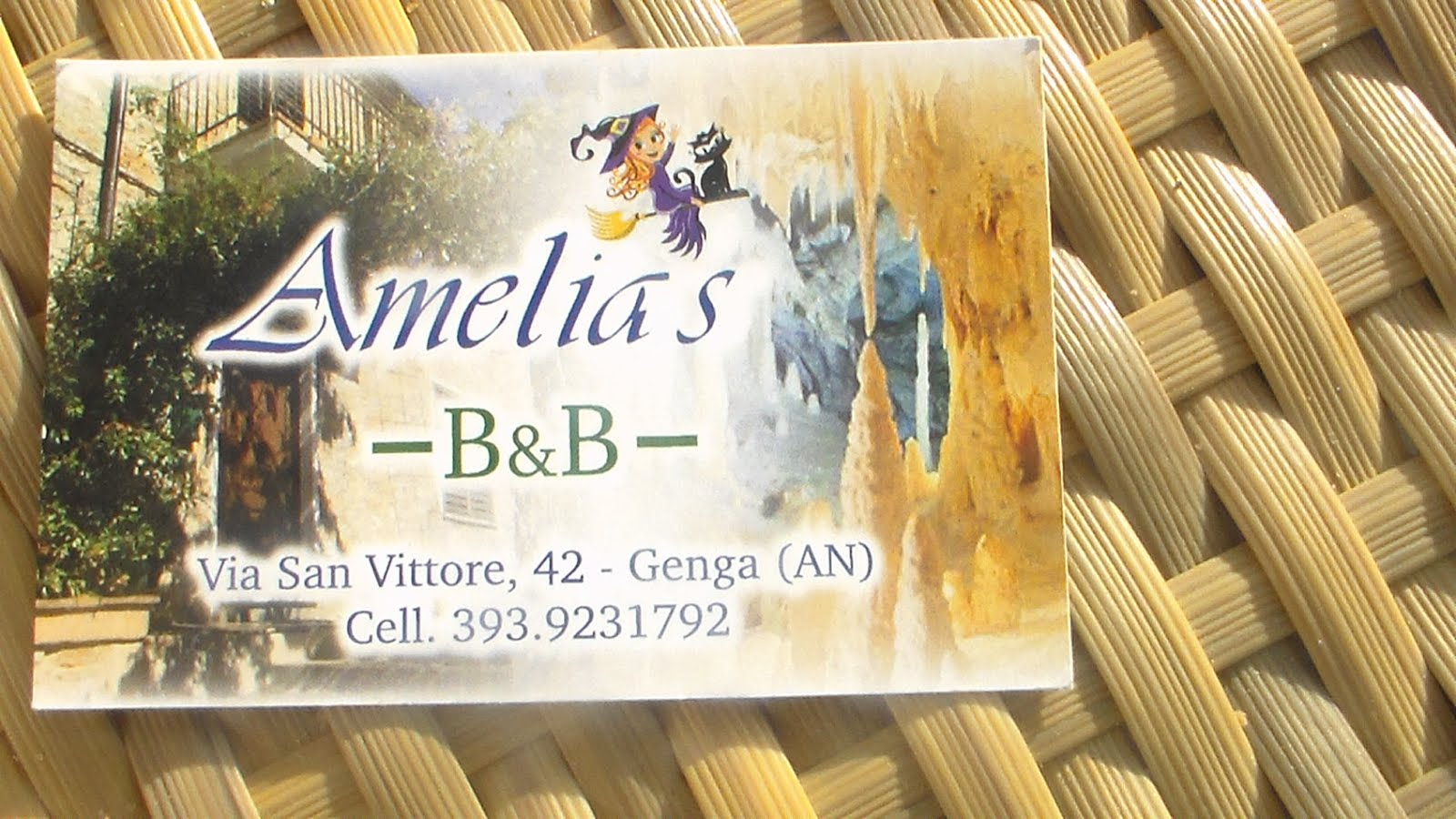 Amelias B e B