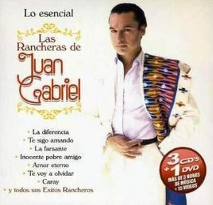 descargar Juan Gabriel - Lo Esencial de Las Rancheras de Juan Gabriel, bajar Juan Gabriel - Lo Esencial de Las Rancheras de Juan Gabriel