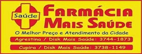 FARMÁCIA MAIS SAÚDE