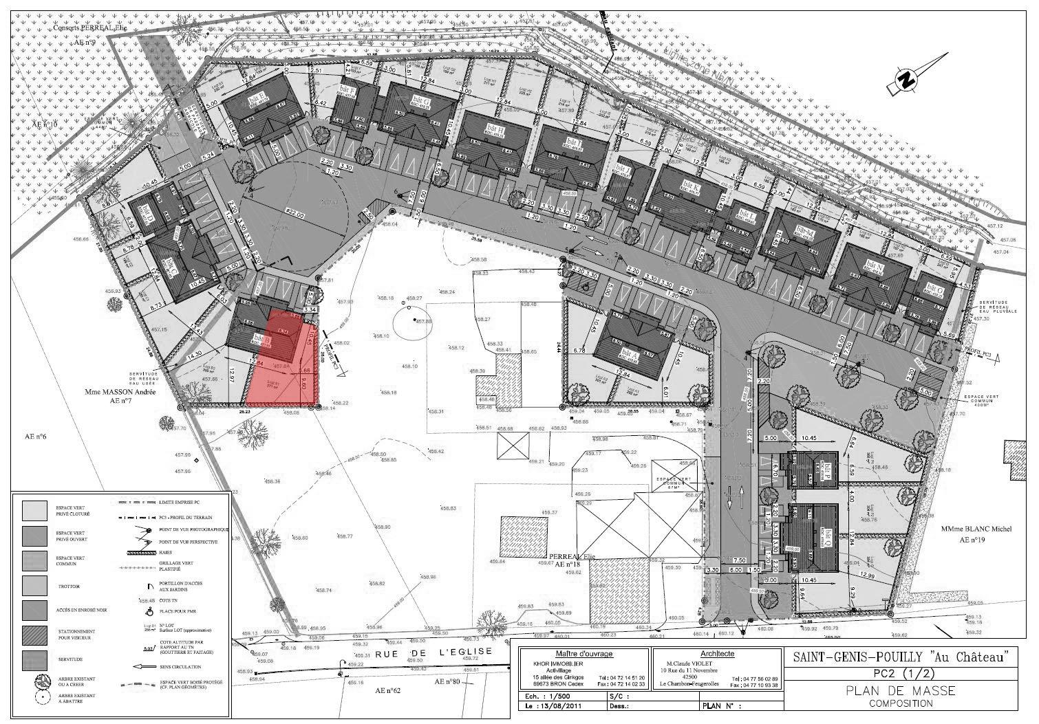 Plan de maison 80m2 3 chambres for Logiciel plan maison 80m2