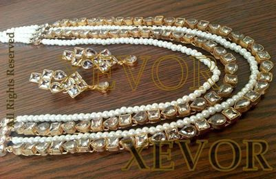 Xevor  Bridal Jewellery Collection