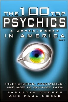 "Our friend Ruthie Larkin, Medium in ""Top 100 Psychics"""