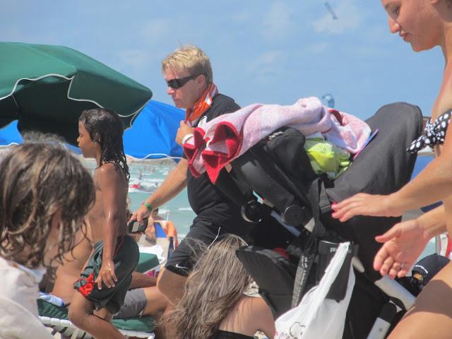 random guy,miami beach,photo