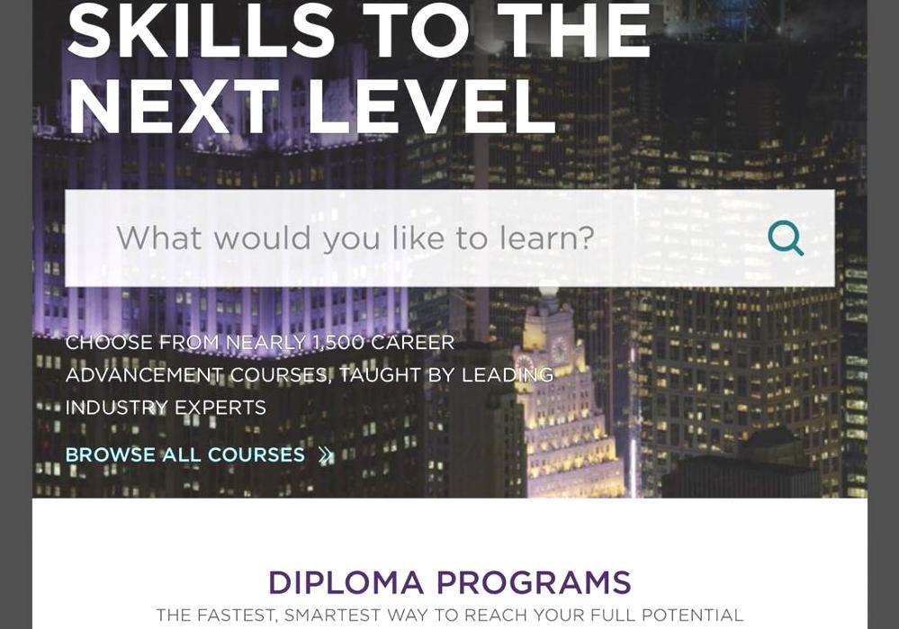 New York University School Of Professional Studies Non Credit