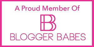MEMBER OF BLOGGER BABES
